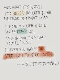 Fresh Start Quotes Impressive Fresh Start Quotes New Fresh Start Quotes Gorgeous Fresh Start