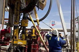 Nabors Well Service Chevron Boosts Spending 9 With Focus On Permian Kazakhstan