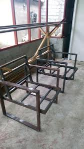 industrial furniture ideas. Steel Furniture, Iron Industrial Furniture Design, Ideas, Metal Sofá Modular, Wood Steel, Welding Ideas