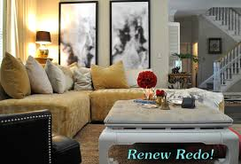 Silver And White Living Room Renew Redo Gold Silver Black White And Pink Living Room