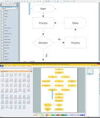 Workflow Chart Examples Technical Flow Chart Example