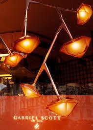Scott Lighting Gabriel Scott Installs Cocktail Inspired Lights At Milans