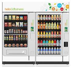 Healthy Choice Vending Machines Cool Healthy Food Vending Machines Nutritious Choices