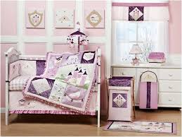 image of princess crib bedding set