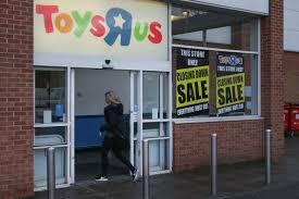 Uk R B Chart Tough Uk Retail Market Claims High Street Stores Toys R Us