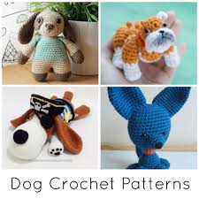 Crochet Dog Pattern Amazing Crochet Dog Patterns To Stitch For Pup Lovers