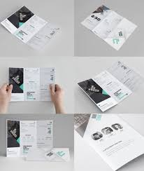 tri fold template anuvrat info corporate tri fold brochure template psd psd box