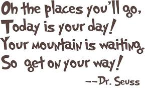 Dr Seuss Oh The Places You Ll Go Quotes Delectable Oh The Places You Ll Go Quotes Inspirational Beautiful Oh The Places