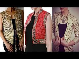 mirror jacket. jacket mirror work/ salwar kameez over with work d