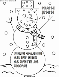 Bible Coloring Pages For Kids Fresh Christmas Sunday School Best Of
