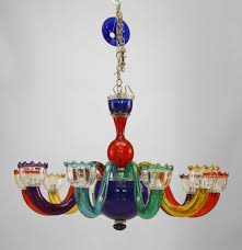 colored glass lighting. Astonishing Colored Glass Chandelier: Marvelous Throughout Coloured Lights Shades (Image 6 Lighting L