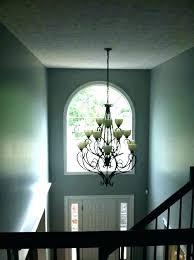 2 story foyer lighting 2 story foyer chandelier large chandeliers for two entryway lighting 2 story