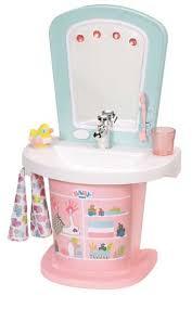 zapf creation baby born interactive washbasin 5 piece