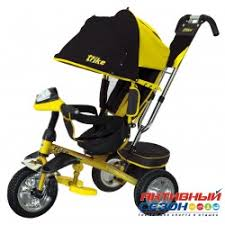 <b>Трехколесный велосипед LEXUS TRIKE</b>, поворотное сидение ...