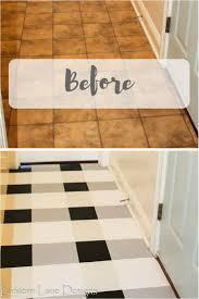 diy painting floors diy painted floor how to paint your floors to make them last