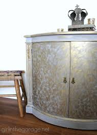 painted furniture makeover gold metallic. Gold And Gray Cabinet {Metallic Themed Furniture Makeover} Painted Makeover Metallic M