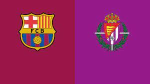 Barcellona - Valladolid in Diretta Streaming | Abbonati a 9,99€/mese