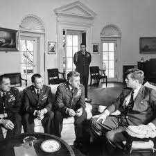 The cuban missile crisis of october 1962 was a direct and dangerous confrontation between the united states and the soviet union during the cold war and was the moment when the two superpowers came closest to nuclear conflict. The Real Lessons Of The Cuban Missile Crisis Wsj