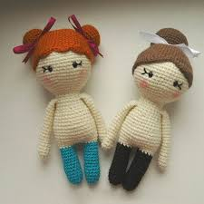 Amigurumi Doll Patterns Magnificent Trendy Free Crochet Doll Patterns 48 Best Ideas About Crochet Doll