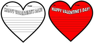 Valentines Day Letter Template Valentines Day Teaching Resources Lesson Plans For Teachers For