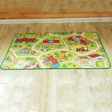 floor area rug baby kids child play mat anti slip bedroom play area rugeley