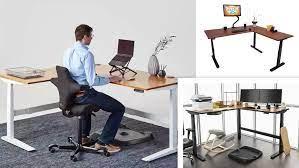 the best l shaped standing desks