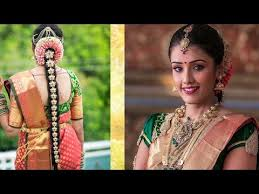 video south indian bridal makeup hairstyle tutorial step by step traditional bridal makeup for