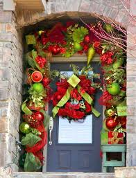 holiday door decorating ideas. Christmas-front-door-decorating-ideas Holiday Door Decorating Ideas Y