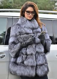 fox furs exclusive saga fox fur coat jacket