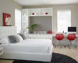 Captivating 48 Samples For Black White And Red Bedroom Decorating Ideas (19)