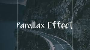 Pure Css Parallax Scrolling No Javascript Html Css