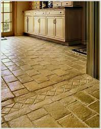 Cobblestone Kitchen Floor Bright Wall Ceramic Tiles Design For Kitchens Tiles Beige Style