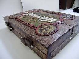 Real Wooden Jumanji Board Game Jumanji Board I've only gone and finished it Gemma Surma Prop 77