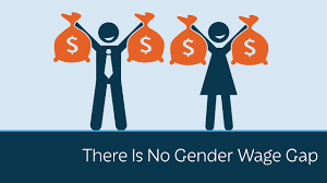 There Is No Gender Wage Gap Youtube