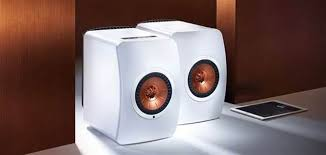 kef ls50 white. kef\u0027s award-winning ls50 loudspeakers will soon be now available in australia a fully active, wireless version. kef ls50 white