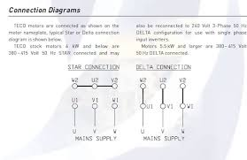wiring diagram 3 phase motor wiring diagram 6 wire 134 3 phase 3 phase 2 speed motor wiring diagram at 240v Motor Wiring Diagrams