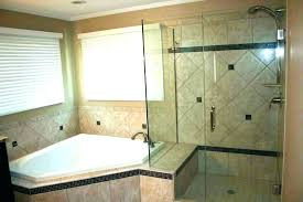 whirlpool tub shower combinations small deep bathtub combo two wall tile designs bathtu fess wine country inn bathtub room two wall ideas