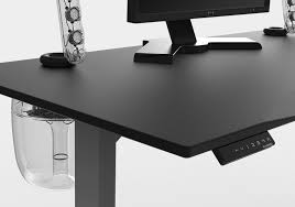 computer gaming desk. Brilliant Computer Evodesk Black Sound System With Programmable Remote Intended Computer Gaming Desk 0
