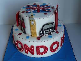London Cake Grad Party In 2019 London Cake British Cake