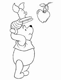 Kleurplaten Winnie The Pooh En Knorretje
