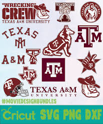 Download free svg vectors for commercial use. Texas A M Aggies Ncaa Svg Png Dxf Movie Design Bundles