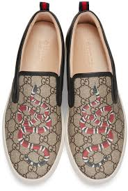 gucci shoes black snake. black snake dublin slip-on sneakers gucci shoes 2