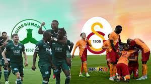 Giresunspor Galatasaray maçı İZLE Giresunspor Galatasaray Bedava Canlı Maç  İzle – Spor 72