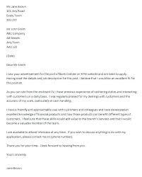 Cv Cover Letter Template Uk Example Of Cover Letter For Example