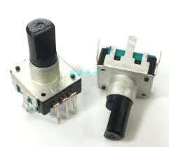 2pcs lot taiwan produces ec12 encoder, car audio encoder, code Drag Car Switch Panel at Car Audio Switches