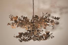 twig shadow chandelier lighting ivy shadow studio tord boontje