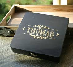 1000 ideas about personalized watch box watch box best man gift engraved watch box valet personalized monogram or initial groomsmen gifts