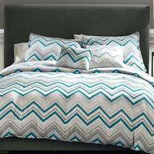 chevron bedding brilliant teal grey chevron bedding teal and grey chevron bedding photos