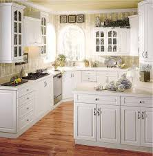 cabinet ideas for kitchen. Simple White Kitchen Cabinets Ideas With Brown Floor Cabinet For U