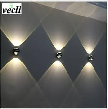 2021 up down wall lamp led modern